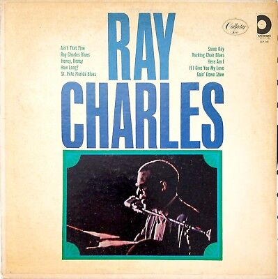the best of ray charles vintage vinyl record 1966 lp vg dlp 245 - Spirit Of Christmas Ray Charles