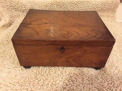 Beautiful Old Wooden Box