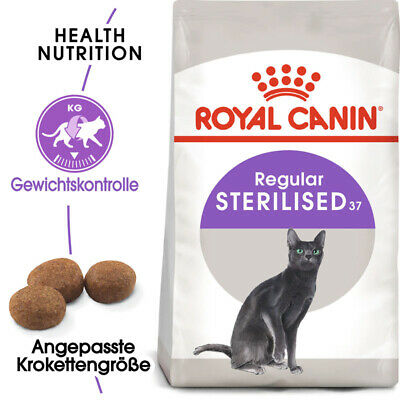 10 kg ROYAL CANIN Sterilised 37
