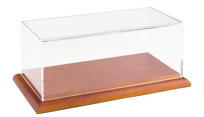Brand New Autoart Crystal Display Case For 1:18 Scale Model Car Plinth Stands