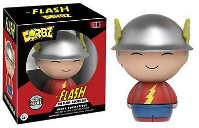 Funko Pop! Dorbz Flash (Golden Age) 182 - Specialty Series Exclusive