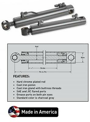 Bobcat  Hydraulic Lift Cylinder 6817310 Steer Loader (Made in U.S.A)