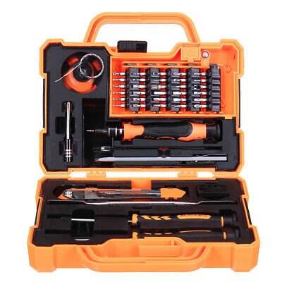 [NEW] JAKEMY JM-8139 45 in 1 Professional Electronic Precision Screwdriver Set H
