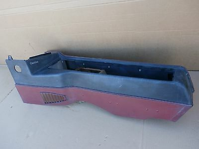 1974 1976 Pontiac Grand Am Center Console Can Am Prix 1975 1977 Floor Shifter Gm