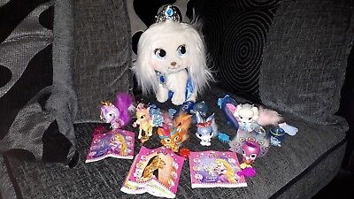 Disney Princess Palace Pets bundle pumpkin, meadow, sunshine, pounce etc