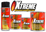 KBS Coatings High Temperature Paint altern to POR20 Xtreme Temp 236ml Flame Blue