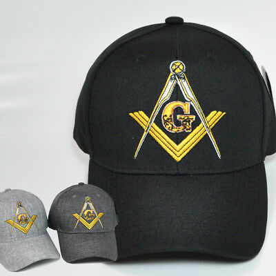 f5e513a31cb34 MASONIC HAT ON NAVY   20+ EMBROIDERED LOGOS TO CHOOSE FROM for MOST ...