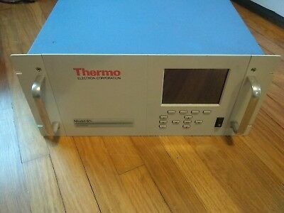 Thermo Scientific 81i Mercury Calibrator