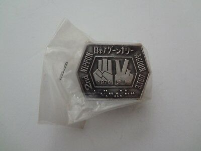 Boy Scouts Of Japan 2Nd Nippon Camporee Circa 1976  (9 Available)