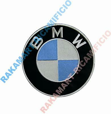 BMW Patch Embroidered Thermoadhesive Embroidery Diameter 15 cm 15
