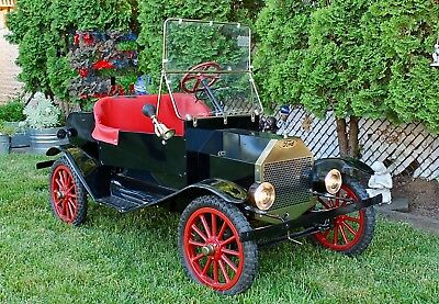 1923 Other Makes Model T  1923 Ford Model T Runabout Sharp Products 5HP mini car, SHRINERS PARADE CAR!