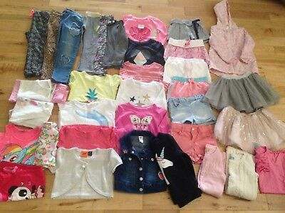 Bulk Lot Of Girls Size 4 Clothes Grab A Bargain Lots Of Great Items Cheap
