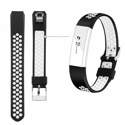 Soft Silicone Sport Wrist Band Strap Replacement Small For Fitbit Alta / Alta HR