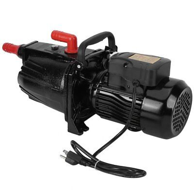 NEW Shallow Well Jet Pump 2.0 HP 20GPM, Cast iron, 110V/60HZ Water Pump MA