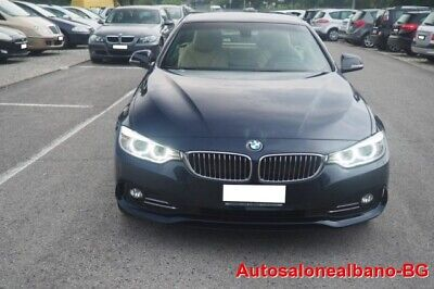BMW 420 d Cabrio Luxury