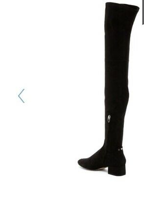 f497fd45175 NWOB DOLCE VITA Jimmy Over-the-Knee Block Heel Boot sz 8 Orig  200 ...