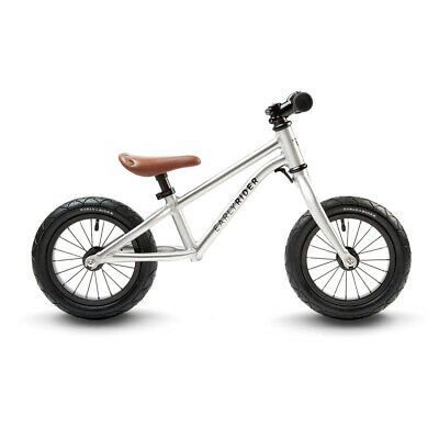 "Early Rider U12 Laufrad für Kinder 12"" - Brushed Aluminum"