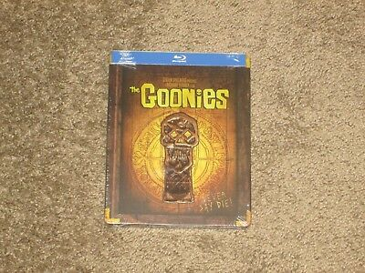 The Goonies Blu-ray Steelbook Limited Edition RARE