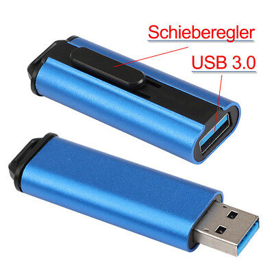128GB USB-Sticks USB 3.0 Flash Drive Speicher Stick Memory Digital U Disk Metall
