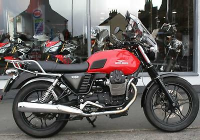 2014 Moto Guzzi V7 Stone with EXTRAS at Teasdale Motorcycles, Yorkshire