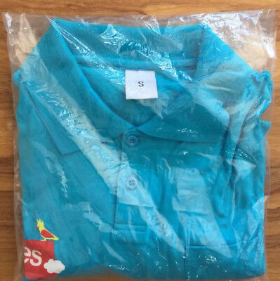 Coles Little Shop Polo Shirt in Wrapper RARE HARD TO FIND..REDUCED FOR 2 Days..