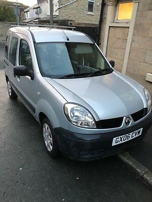 Disabled access Renault kangoo