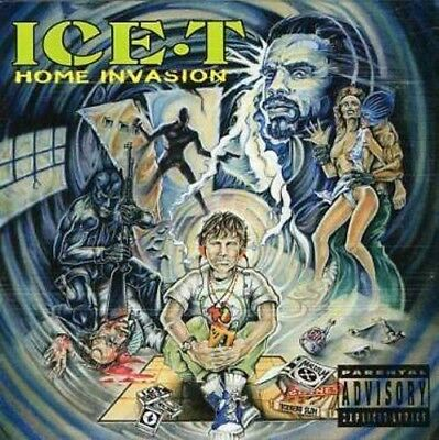 Ice T Home Invasion cd top hip hop rap body count