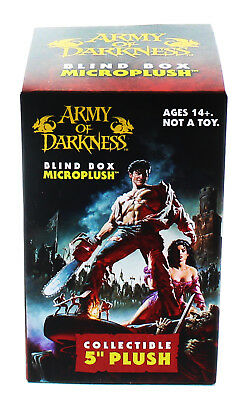 Army of Darkness Blind Box Microplush