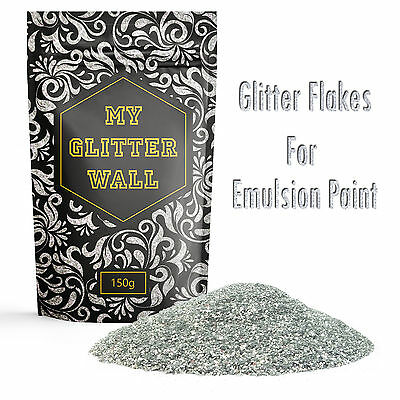 Glitter Paint for wall emulsion paint crystal glittery wall decoration 150G