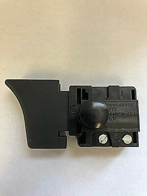 Leister127.374 Weldplast S2, S1 Extruder Trigger Switch W/lock  Free Shipping