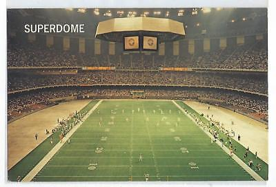 Superdome - New Orleans, Louisiana - Vintage Postcard