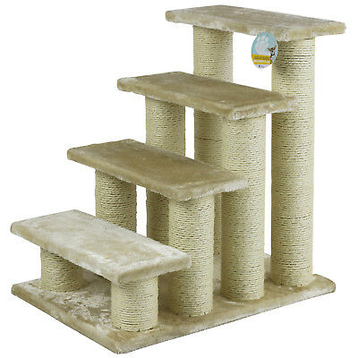 Sale Me & My Beige Pet Stairs Cat/puppy Steps/ramp Damaged Packet #716
