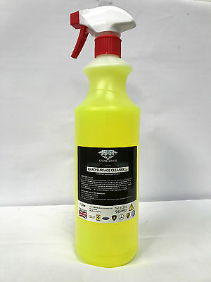 G101 - Heavy Duty Hard Surface Cleaner General Purpose Cleaner 1Litre Trigger