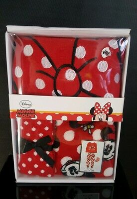 Girls Disney Minnie Mouse Pyjamas Set  Age 8-9