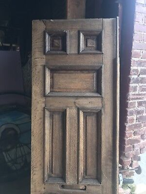 Antique Wine Cellar Door Pantry Door Accent Door 6 Panel Door