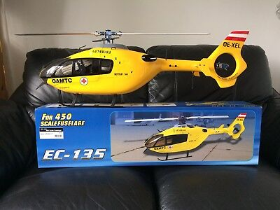 ALIGN TREX 450 Size Scale Helicopter