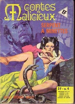 CONTES MALICIEUX N°04  ELVIFRANCE - Leone FROLLO