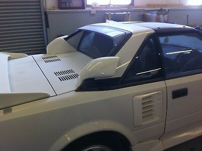 MR2 Mk1 AW11 RAM AIR SCOOP