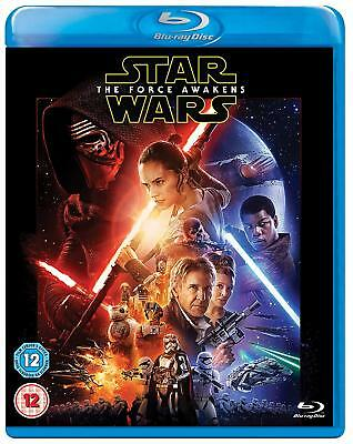 Star Wars: The Force Awakens [Blu-ray] [2015] [Region Free] New & Sealed