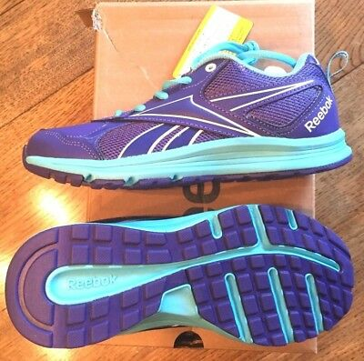 Kid/'s Running Shoes Navy//Blue V70509  Fast Shipping SS REEBOK Almotio RS GS//PS
