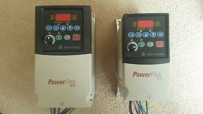 Allen Bradley PowerFlex Inverters