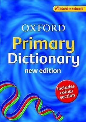 Oxford Primary Dictionary: Gr 4, , Very Good Book