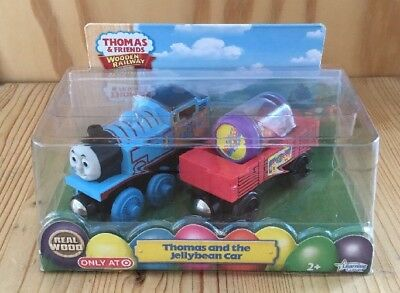Thomas & Friends Thomas and the Jellybean Car Wooden Railway Holzeisenbahn