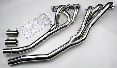 Performance Exhaust Manifold Headers FITS BMW E36 91-99 2.5L 2.8L 3.2L L6