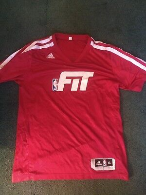 NBA Fit Adidas Basketball Jersey Possibly Game Worn or Game Used 2014 ce1259475