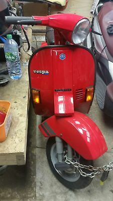 vespa p125ets rare immaculate scooter