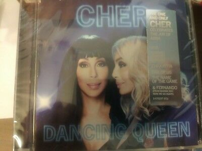Cher CD 2018 Dancing Queen  Factory Sealed Album BRAND new 2018
