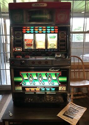 Aruze Continental XXXX  Reel Slot Machine