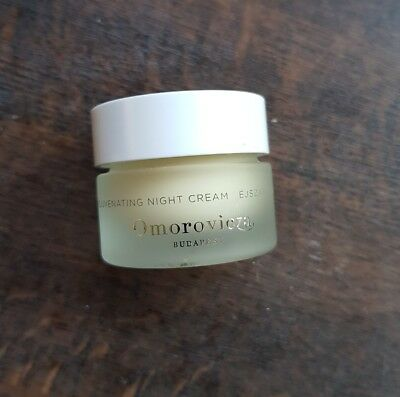 Omorovicza rejuvenating night cream -15ml