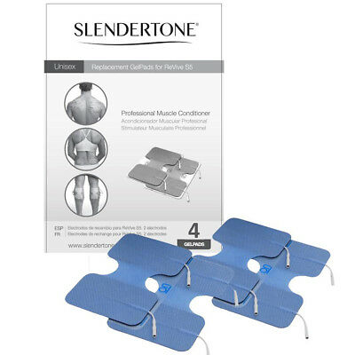 Slendertone® Replacement GelPads™ for ReVive™ S5 Professional Muscle Conditioner
